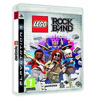 LEGO Rock Band - Game Only (PS3) - Als nieuw