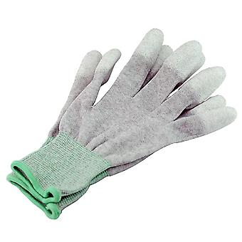 Small Antistatic Gloves /PU Coated Gloves