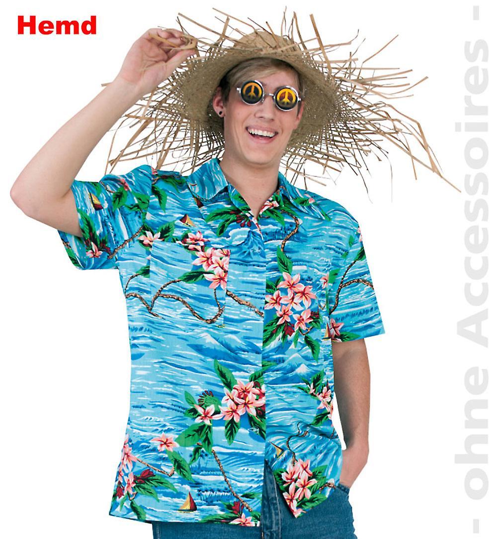 Hawaii skjorte stranden Aloe tropic mens kostyme surfer mens