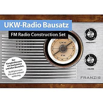 Franzis Verlag 65287 UKW-Radio Vintage draadloos 14 jaar en ouder