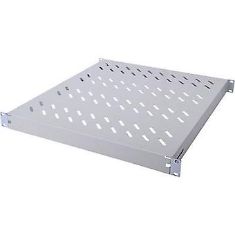 Digitus DN-97646 19 inch Server rack cabinet shelf 1 U Rail set Suitable for (cabinet depths): 800 mm Grey-white (RAL 7035)