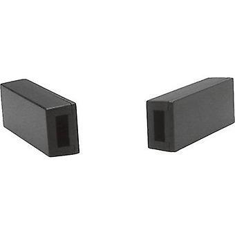 Strapubox USB1SW USB casing 56 x 20 x 12 Acrylonitrile butadiene styrene Black 1 pc(s)