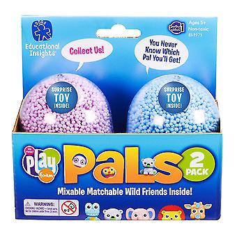 Learning Resources Playfoam Pals 2 Pack - 1 Colour Supplied At Random