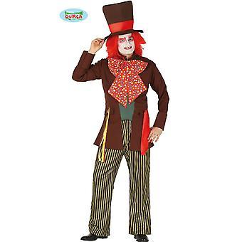 Mad Hatter costume d'adulte de Mad Hatter Wonderland