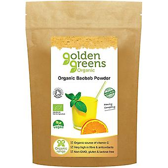 Golden Green Organic Organic Baobab Powder 100g
