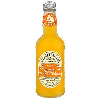 Fentimans Mandarin & Seville Orange Jigger Drinks