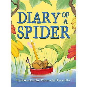 Dagbog af en edderkop af Doreen Cronin - Harry Bliss - 9780007455928 bog