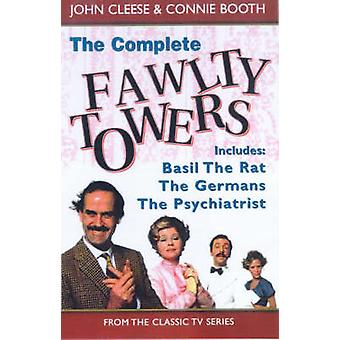 The Complete Fawlty Towers by John Cleese - Connie Booth - 9780413772