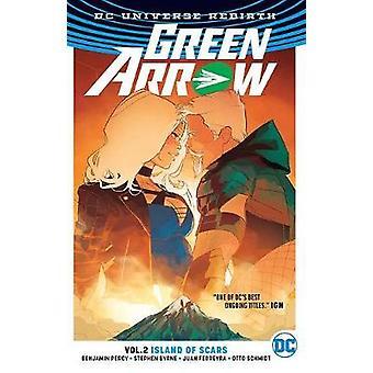 Verde Arrowtp Vol 2 (renascimento) - Vol. 2 por Benjamin Percy - 97814012704