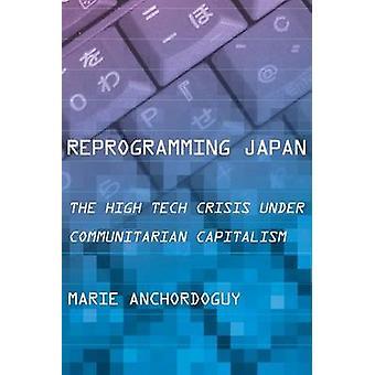 Riprogrammazione Giappone - la crisi di High Tech sotto capitale comunitaria