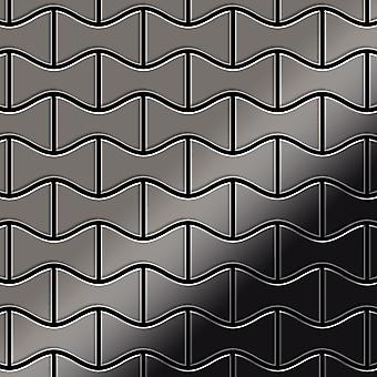 Metall mosaikk TITANLEGERING Kismet-Ti-SM