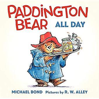 Paddington Bear alla dag styrelsen boka