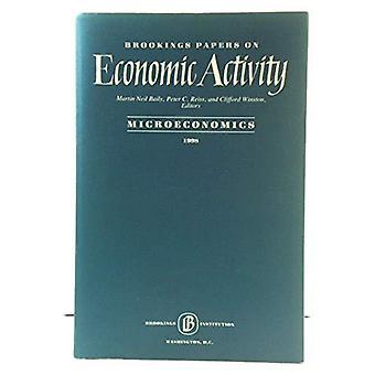 Papeles de Brookings en actividad económica - Microeconomía - 1998-1999 por