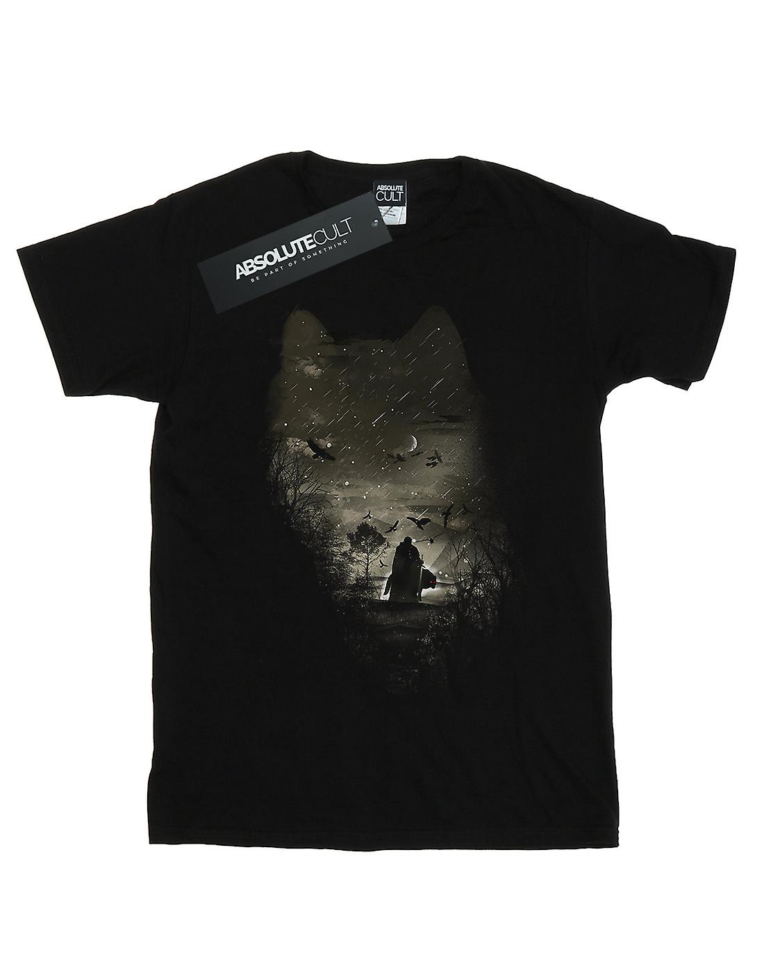 Dan Dingeroz Girls Lord Crow T-Shirt
