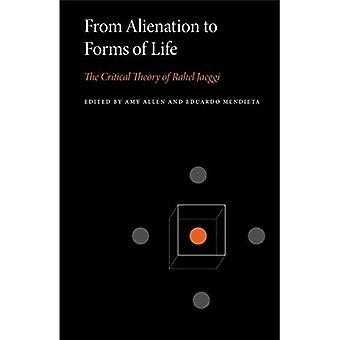 From Alienation to Forms of Life: The Critical Theory of Rahel Jaeggi (Penn State Series in Critical Theory)