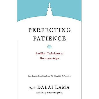 Perfecting Patience: Buddhist Techniques to Overcome Anger (Core Teachings of Dalai Lama)