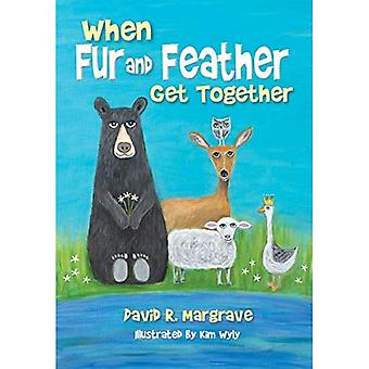 When Fur and Feather Get Together