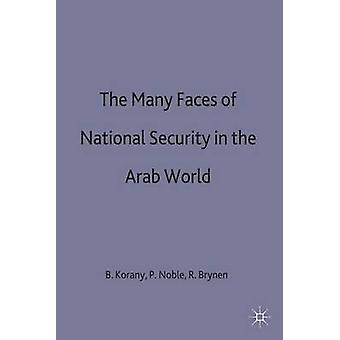The Many Faces of National Security in the Arab World by Brynen & Rex
