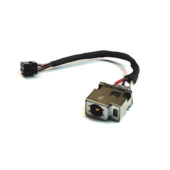HP Pavilion 15-B086 Replacement Laptop DC Jack Socket With Cable