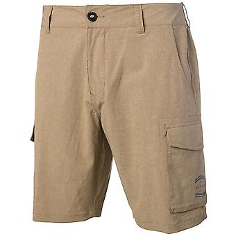 Rip Curl Trailler Boardwalk Amphibian Shorts in Khaki