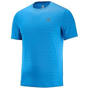 Salomon XA tee M LC1099700 universaali koko vuoden Miesten t-paita