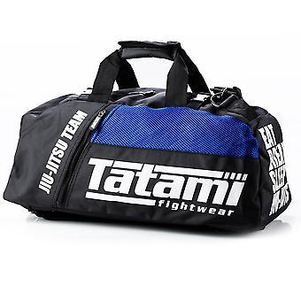 Tatami Fightwear Jiu Jitsu Gear Bag Black/Blue