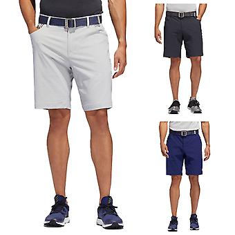 adidas Golf Hombres adicross Beyond18 Pantalones Cortos de Cinco Bolsillos