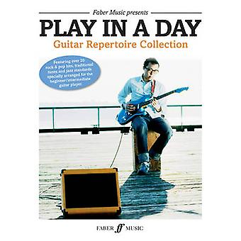 Play In A Day Guitar Repertoire Collection - 9780571538775 Book