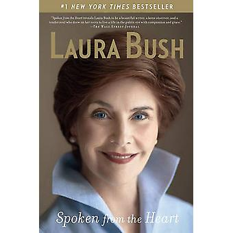 Spoken from the Heart by Laura Bush - 9781439155219 Book