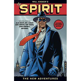 Will Eisner's the Spirit - The New Adventures (Second Edition) (2nd) b