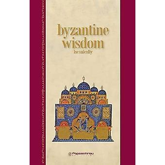 Byzantine Wisdom - Laconically - 9789604910991 Book
