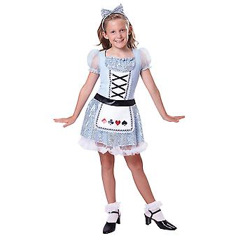 Bristol Novelty Childrens/Kids Card Girl Costume