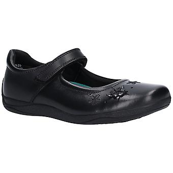 Hush Puppies Girls Candy Junior Touch Fastening Shoe