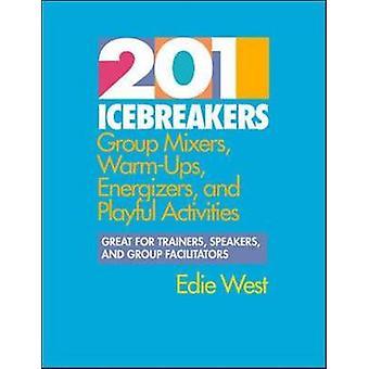 201 Icebreakers Pb by Edie West - 9780070696006 Book