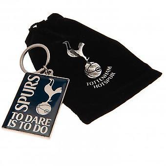 Tottenham Hotspur Deluxe Keyring