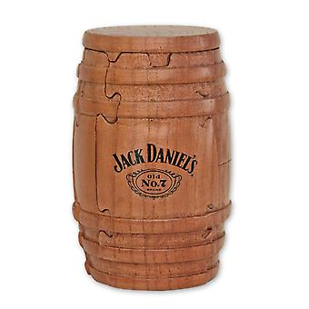 Jack Daniels Whiskey Wooden Puzzle
