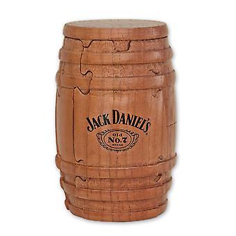 Jack Daniels Whiskey Holz puzzle