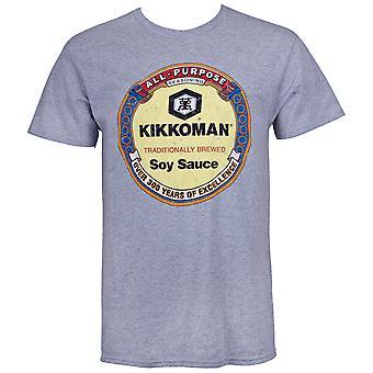 Kikkoman Soy Sauce Logo Tee Shirt