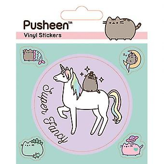 Pusheen Stickers Unicorn