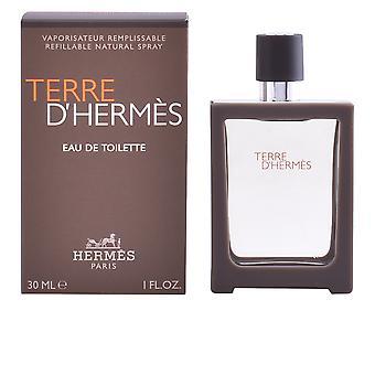 Hermes Terre D'Hermès Edt vaporisateur rechargeable 30 Ml pour les hommes