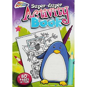 Libro de actividades de Grafix Super Duper