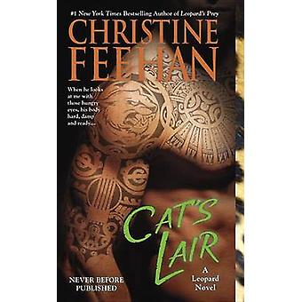Cat's Lair by Christine Feehan - 9780515155563 Book