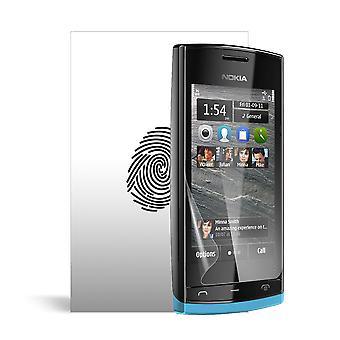 Celicious Vivid Plus Mild Anti-Glare Screen Protector Film Compatible avec Nokia 500 [Pack de 2]