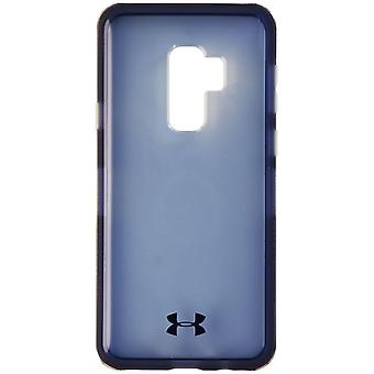 תחת שריון סף סדרה היברידית קשה מקרה עבור Samsung Galaxy S9 + (פלוס)-כחול