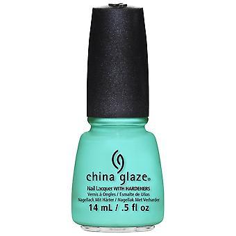 Kina Glaze Nail Polish Collection-Too Yacht för att hantera 14 ml (81323)