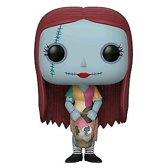 The Nightmare Before Christmas Sally w/Basket Pop! Vinyl
