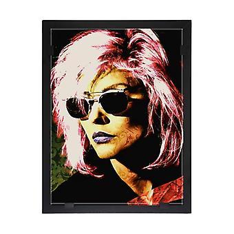Glass vision-painting-art glass-Blondie Design Per Siwmark