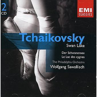 Wolfgang Sawallisch - Tchaikovsky: Swan Lake [CD] USA import