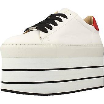 Gele sport/aquaria schoenen wit kleur