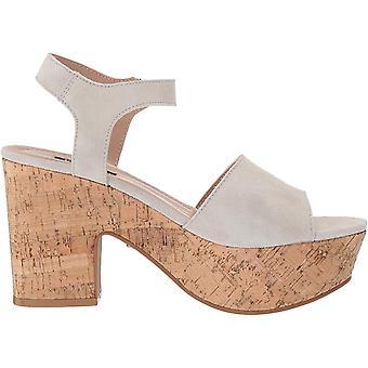 kensie Women's Cathryn Heeled Sandal